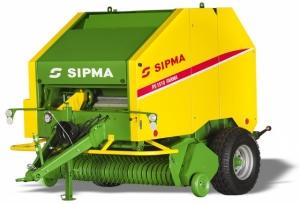 Пресс-подборщик рулонный Sipma PS 1510 (Z-276/1) б/у