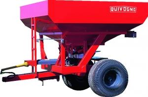 фото Разбрасыватель минеральных удобрений Quivogne SV-6