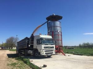 Зерносушилка ТКМ-33