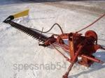 Сенокосилка сегментная пальцевая навесная 1.8м. , гидравлика для китайский тракторов