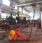 Сенокосилка однобрусная КН-2.1 для китайских тракторов механика