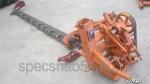 Сенокосилка КН-1.8 беспальцевая, гидравлика для китайских тракторов