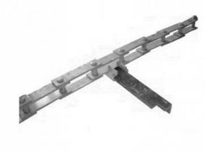 Звездочка приводная наклонного редуктора к транспортеру ТСН-3Б
