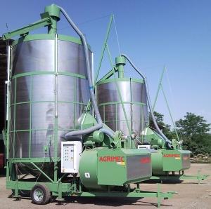 Зерносушилка мобильная Agrimec