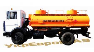Автоцистерна АЦ-10