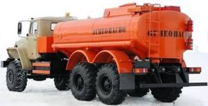 Автоцистерна АЦН-10-4320-30/40
