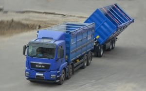 фото Кузов для перевозки зерна