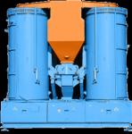 Сепараторы зерновые виброцентробежные БЦС-50
