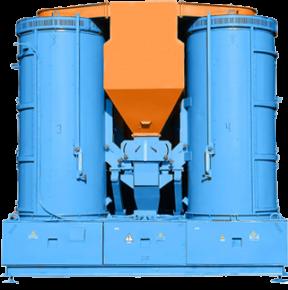 фото Сепараторы зерновые виброцентробежные БЦС-50