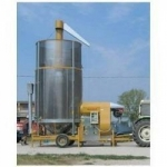 фото Зерносушилка мобильная для зерна Mecmar STR 13/119 T
