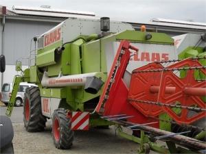 Комбайн зерноуборочный Claas Dominator 108 sl