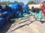 Грабли-ворошилки с разным захватом грабли отлично агрегатируются с тракторами мощностью от 25 л. с.( Т-25, МТЗ и другие.).
