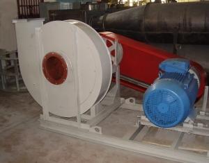Вентилятор ЦВ-18 - №9 (без электрического двигателя) (8200 м3/ч)