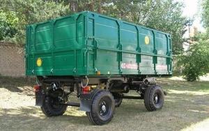 фото Прицеп тракторный 2ПТС-6,5