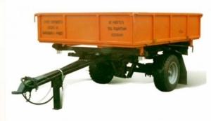 фото Полуприцеп тракторный самосвальный ПСМ-2,5