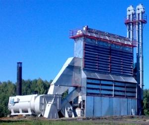 фото Автоматизированные зерносушилки шахтного и колонкового типов СЗТ и СП