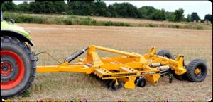 фото Дисколаповый почвообрабатывающий агрегат AGRISEM Maximulch Serie