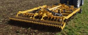 Дисколаповый почвообрабатывающий агрегат AGRISEM Maximulch Serie