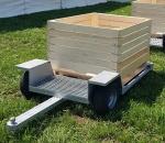 для транспортировки контейнеров