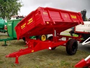 фото Полуприцеп тракторный универсальный ПТУ-4