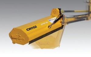 фото Косилки-измельчители цеповые ORSI Competition Off-Set