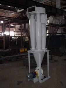 Батарейная установка циклонов У13-4БЦШ 450