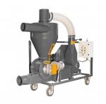 Пневматический транспортер зерна УПТ-20