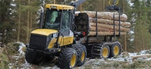 Форвардер Eco Log 564C