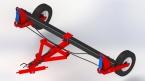 фото Прицепное устройство для навесной сеялки точного высева GASPARDO