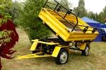 Прицеп самосвальный для трактора