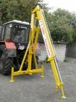 Гидравлическая стрела тракторная облегченная ГСТо - 1000