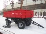 Прицеп тракторный 2ПТС6,5 (САРМАТ 85261А)
