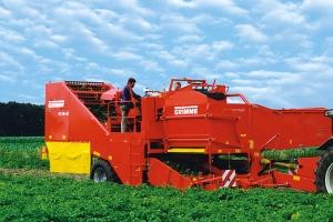 Комбайн картофелеуборочный GRIMME SE 170-60 NBR
