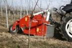 Измельчитель виноградной лозы модель TRP 175 RH