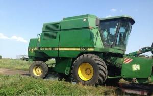 Комбайн зерноуборочный John Deere 9500