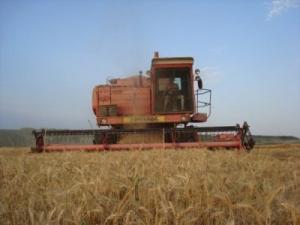 Комбайн зерноуборочный ДОН 1500-А