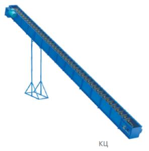Конвейер цепной скребковый КЦ-С300