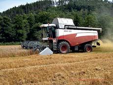Зерноуборочный комбайн RSM-181