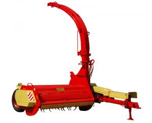 Комбайн роторный прицепной Рось 2 Белоцерковмаз