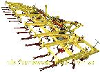Культиватор противоэрозийный КПЭ-8П
