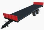 фото Полуприцеп LMR-14S для перевозки рулонов