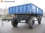Прицеп тракторный самосвальный 2ПТСЕ-6,5 (ВЛ-38)