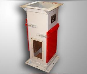Магнитный зерновой сепаратор