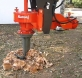 Оборудование для извлечения и измельчения пней Rotor