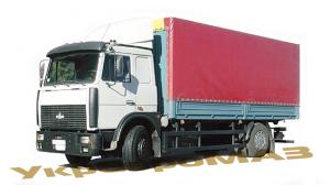 Бортовой МАЗ-5336А5-321
