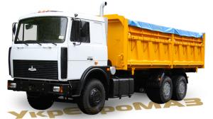 Самосвал МАЗ-5516А8-336