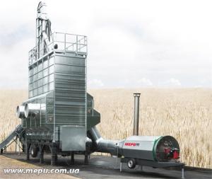 фото зерносушилки MEPU