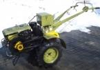 Мотоблок Аврора MT 125DE со стартером
