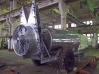 фото Опрыскиватель вентиляторный для садов и виноградников ОПВ 2000