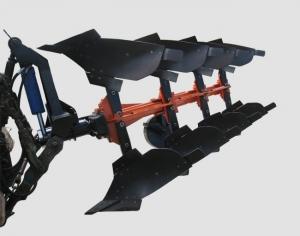 Плуг 4-х корпусный навесной оборотный с изменяемой шириной захвата